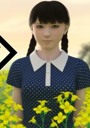 【3Dエロアニメ】村